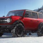 Bronco Rapid Red Metallic