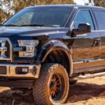 Lift kit on ford f150